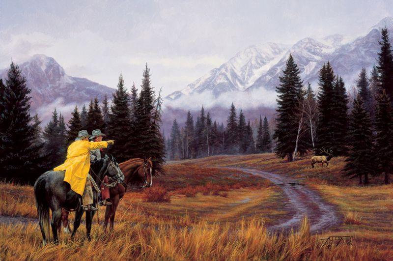 Rocky Mountain Majesty Tim Cox